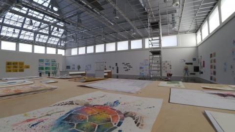 unARTig - die Jugendkunstschule des Kunstverein Ludwigshafen wird 10